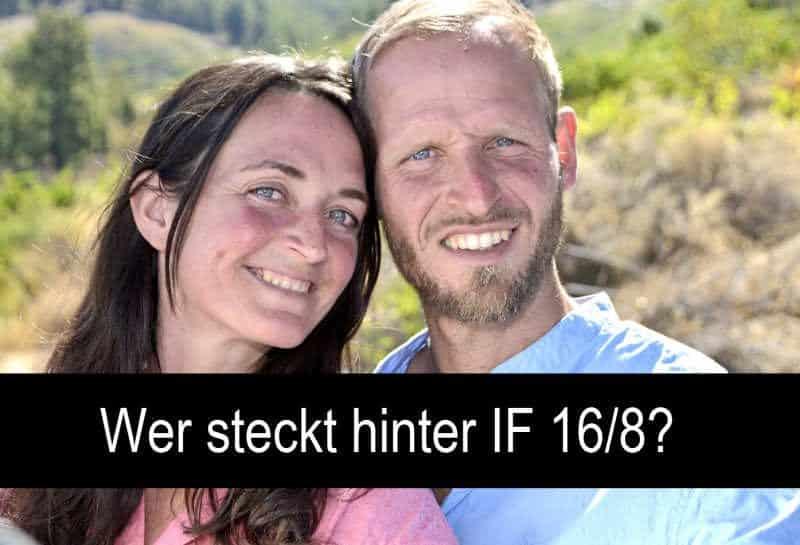 Wer steckt hinter Intervallfasten Plattform: Bild von Marion und Jens